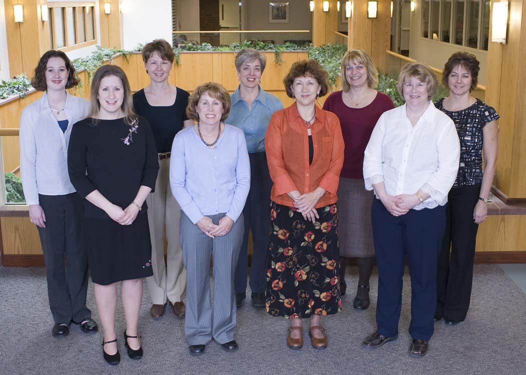 Departmental Nurses and Nurse Practitioners