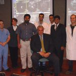 Dr. Berger and residents