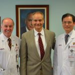 Dr. Dempsey, Dr. Chiocca and Dr. Kuo