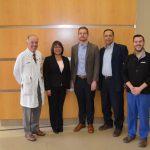 Dr. Dempsey, Dr. Yang, Dr. Haldeman, Dr. Hanna, and Dr. Schmidt