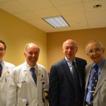Dr. Kuo, Dr. Dempsey, Dr. Levin and Dr. Javid