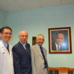 Dr. Kuo, Dr. Levin and Dr. Javid