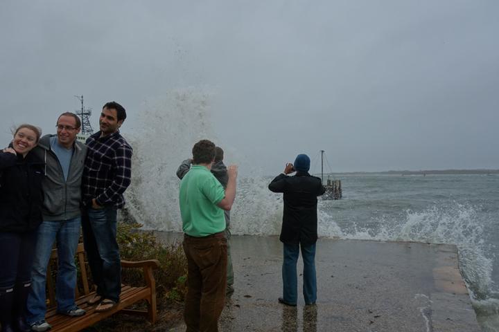 Dempsey - RUNN 2012/Hurricane Sandy
