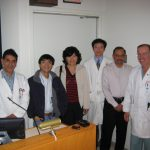 Dr. Lo, Dr. Dempsey and other members of the department