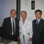 Dr. Rutka, Dr. Dempsey and Dr. Kuo