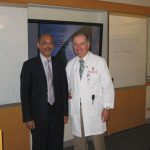 Dr. Salman and Dr. Dempsey