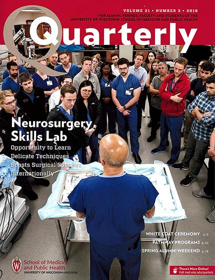 Baskaya Quarterly Cover
