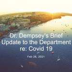 Covid Update Feb 26, 2021