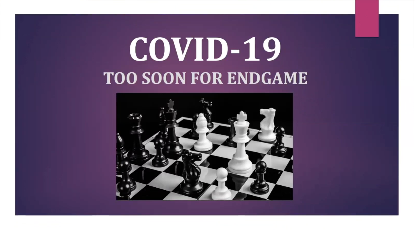 Too soon for Endgame