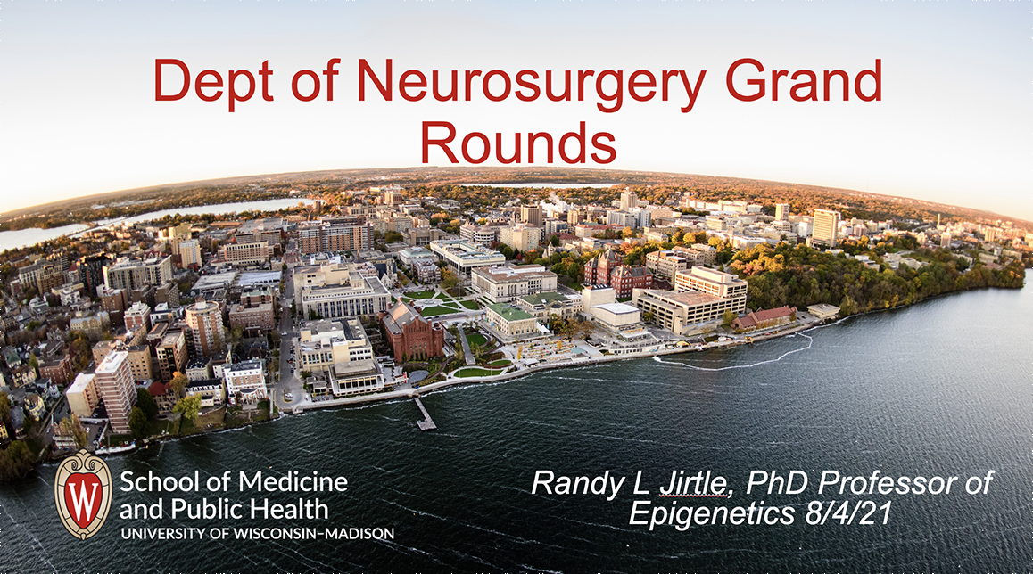 Grand Rounds Aug 4, 2021